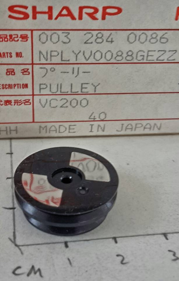 PULLEY SHARP VC387X